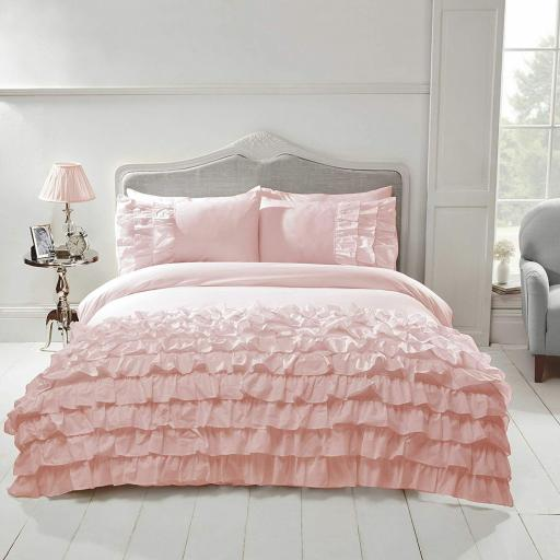 Belle Amie Flamenco Duvet Set
