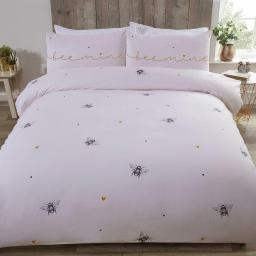 Made With Love Bee Mine Duvet Set