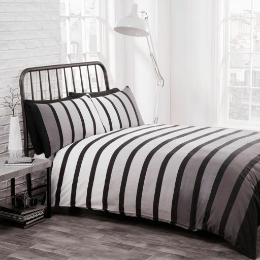 Finest Homeware Soho Reversible Duvet Set