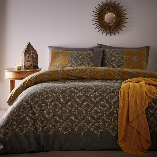 Print Collection Joel Reversible Duvet Set