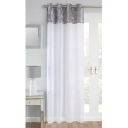Liberty Crushed Velvet Voile Panel