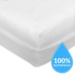 Sleep Safe vinyl Mattress Protector