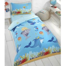 Studio Kids Sea Life Duvet Set