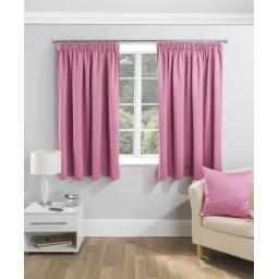 Serenity Plain Textured Curtains