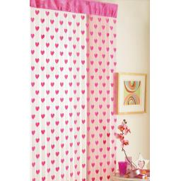 Heart String Door Curtain