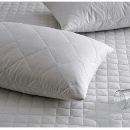 Luxury Quilted Pillow Protectors