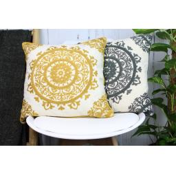 Lambok Moroccan Embroidered Cushion