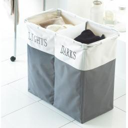 Large Multi Compartment Laundry Sorter