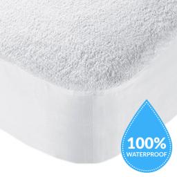 Wet Guard Terry Towelling Mattress Protector