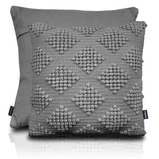 Tranquil Tribal Bobble Cushion