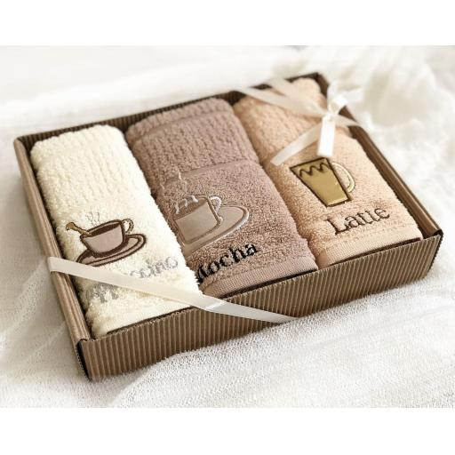 Rigg's Old Coffee Boxed Kitchen Towels