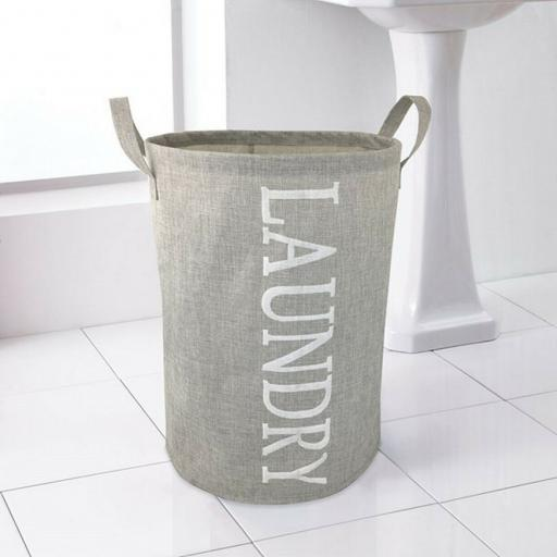 Deluxe Round Laundry Bag