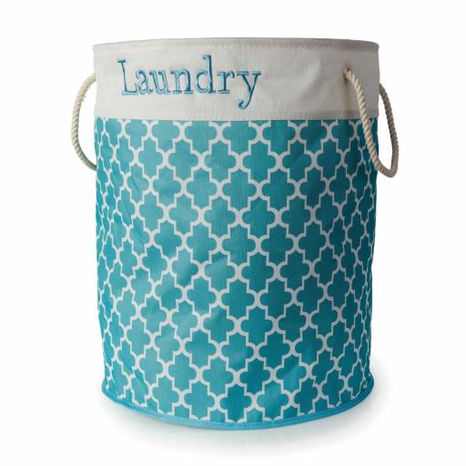 X-Large Round Moroccan Laundry Bag