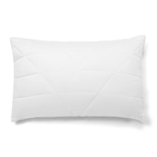 Natural Bamboo Quilted Pillow