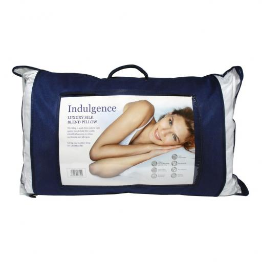 Indulgence Luxury Silk Blend Pillow