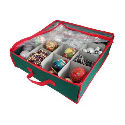 Christmas Baubles Storage Box