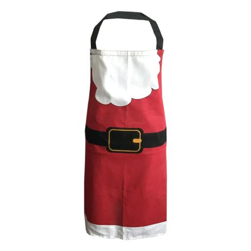 Santa Clause Adult Apron